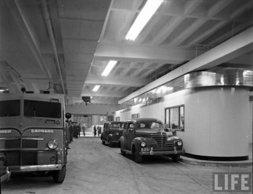 drive in banka 1951